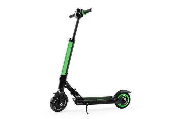 SmartZone.bg Електрически скутер Koowheel E1 7500mAh (зеленo)