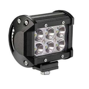 18W LED бар за автомобил/джип двуредов