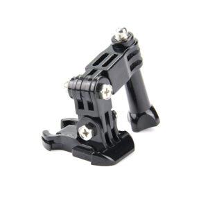 Регулируема стойка за екшън камера за нагръдник