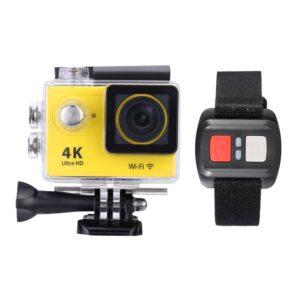 4K Wifi Екшън камера + дистанционно