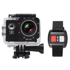 Екшън камера V3 Wifi 4K 30fps 1080P 60fps 16MP с дистанционно