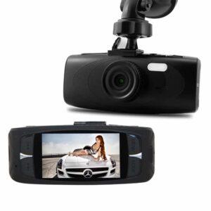 Видеорегистратор за кола G1WHT FullHD 1080P G-sensor