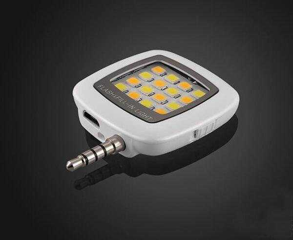 Лампа(осветител) за телефон с 16 диода с 3 степени
