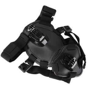 Кучешки нагръдник за прикрепяне на екшън камера