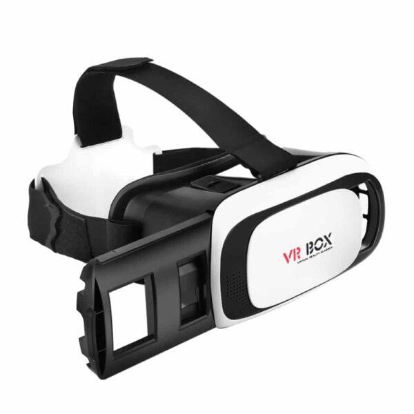 3D Очила VR Box 2.0 + Bluetooth дистанционно за телефон