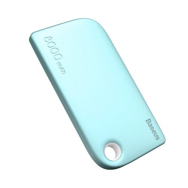 SmartZone.bg Преносима батерия Baseus Fan 8000mAh (синьо)
