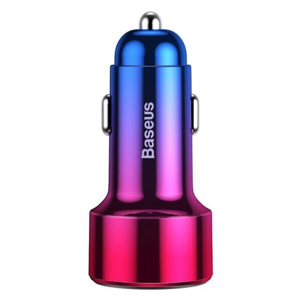 SmartZone.bg Baseus Magic зарядно за кола 2 x USB QUICK CHARGE