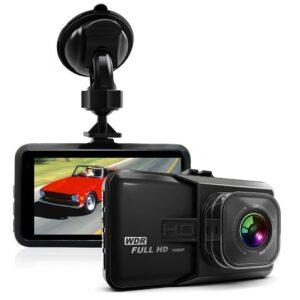 Видеорегистратор WDR FULLHD с 2 камери