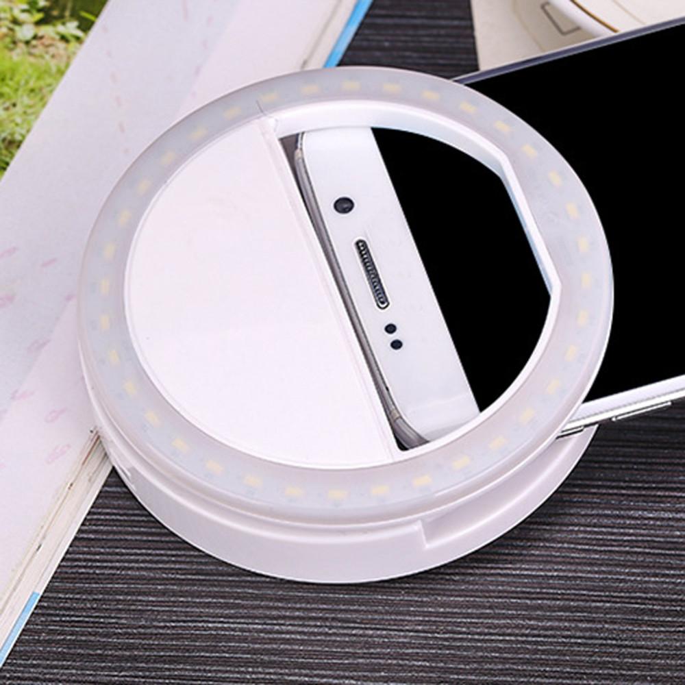 Селфи LED лампа за смартфон