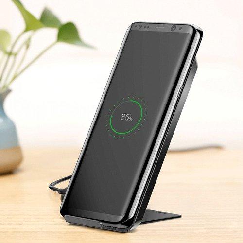 SmartZone.bg Безжично зарядно за смартфон Baseus Qi USB-C