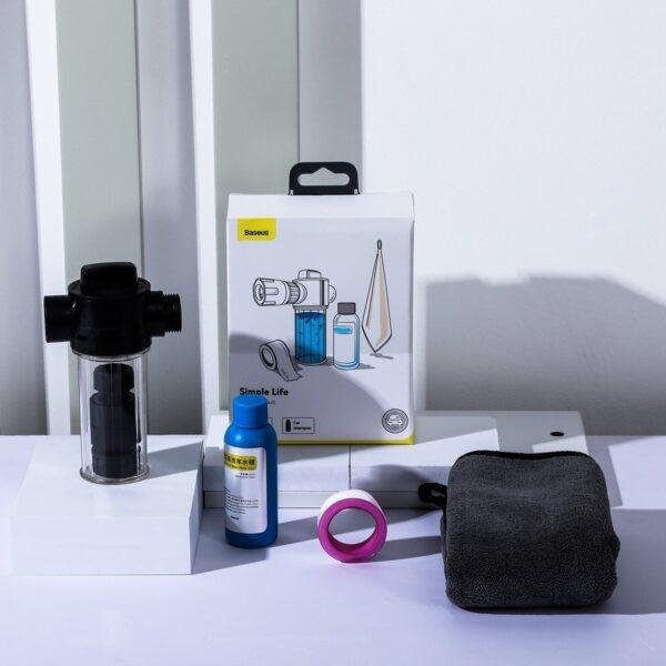 SmartZone.bg Комплект за измиване Baseus Simple Life Car Wash