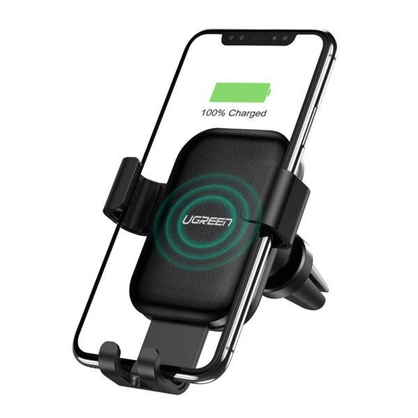 SmartZone.bg Гравитационна стойка с безжично зареждане UGREEN