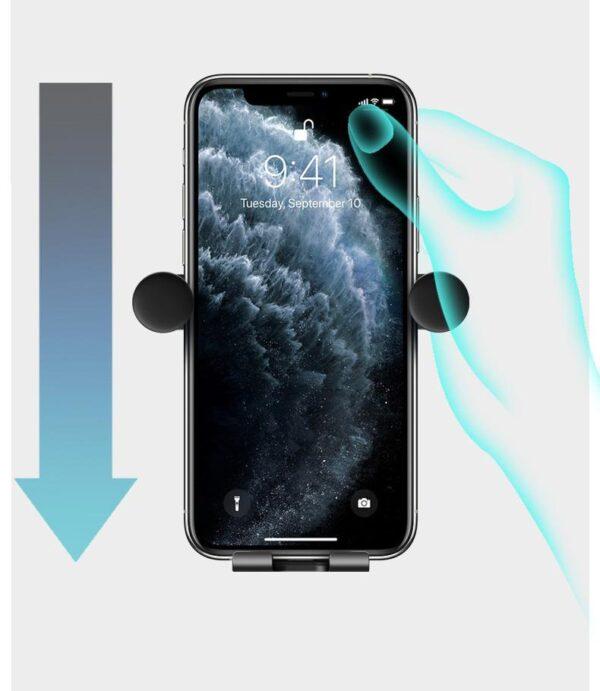 SmartZone.bg Стойка за смартфон за хоризонтална/вертикална позиция Wozinsky - WCH-04