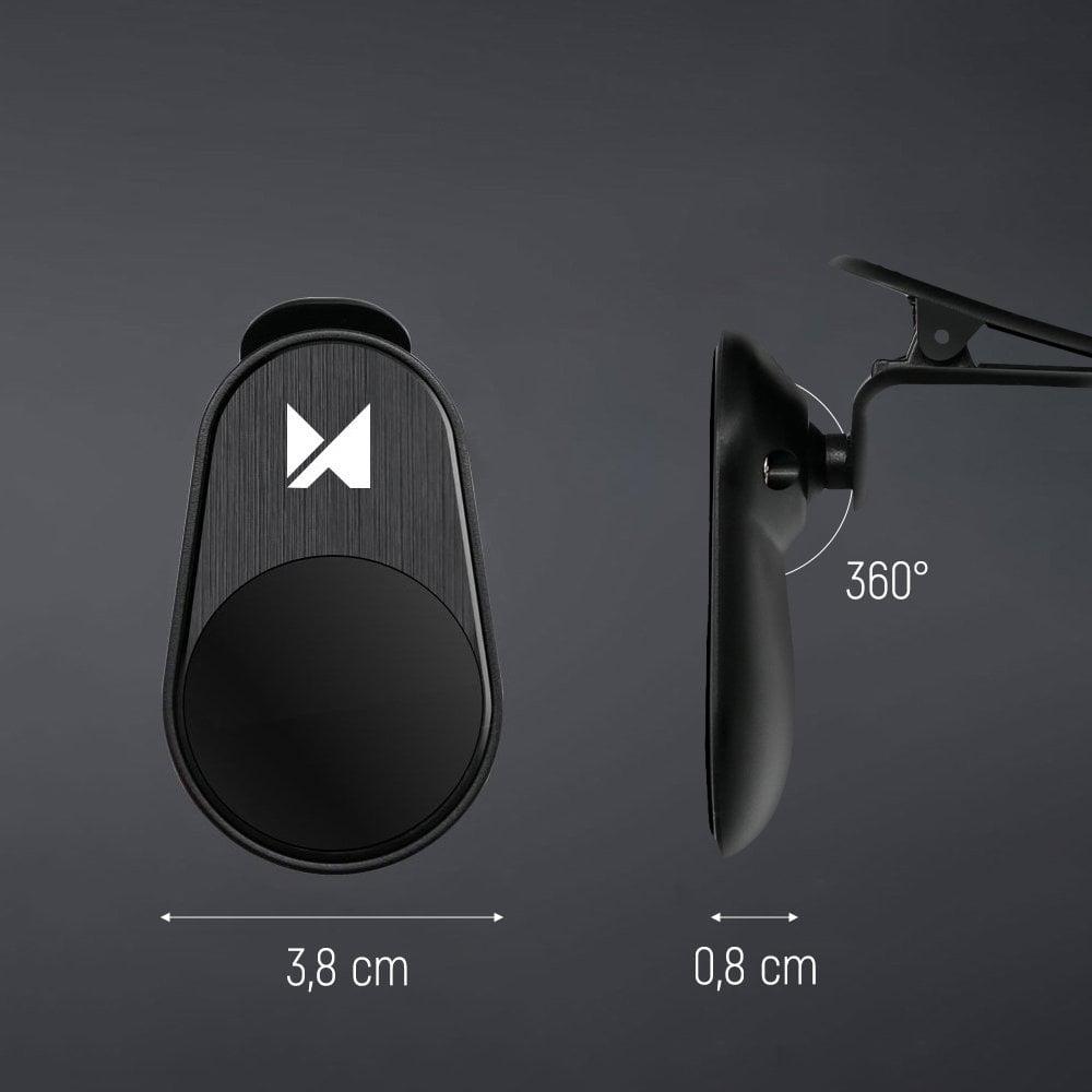 SmartZone.bg Магнитна стойка за смартфон Wozinsky - WCH-03, черен
