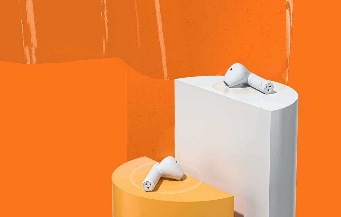 SmartZone.bg Безжични слушалки QCY T12 TWS, Bluetooth V5.1